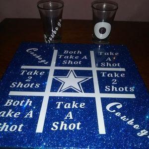 Drunken Tic Tac Toe Game